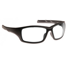 Frame # 52 Wrap-around—Large 130mm x 148mm x 45mm 8 base lens curvature for full coverage Comfort fit temples CE Certified