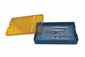 Instrument Sterilization Tray 10'' x 6'' x 1.5'' (CP1038D1)