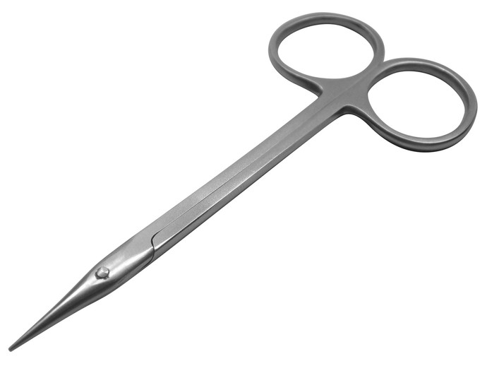 Stevens Tenotomy Scissors, Short Model Blunt, Straight