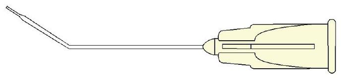 2219 Irrigating Cannula - Bishop Harmon
