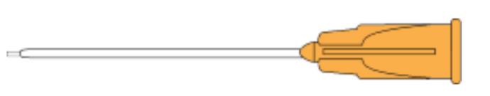 7725 Subretinal Fluid Cannula 25G - 1.5mm
