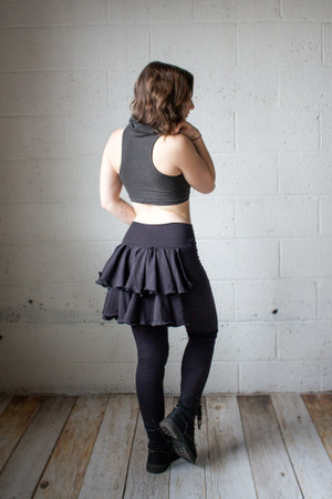 Bustle Leggings