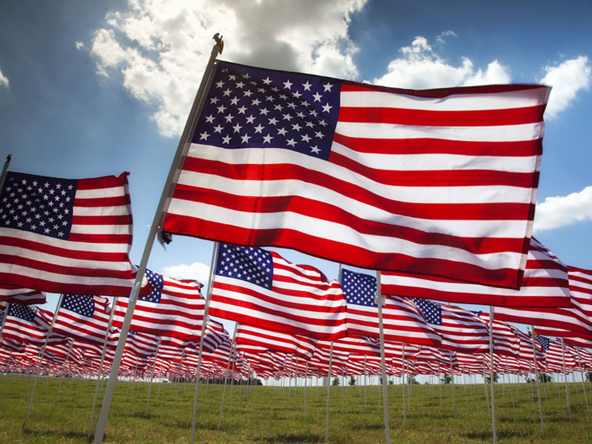 USA Patriotic Decorations