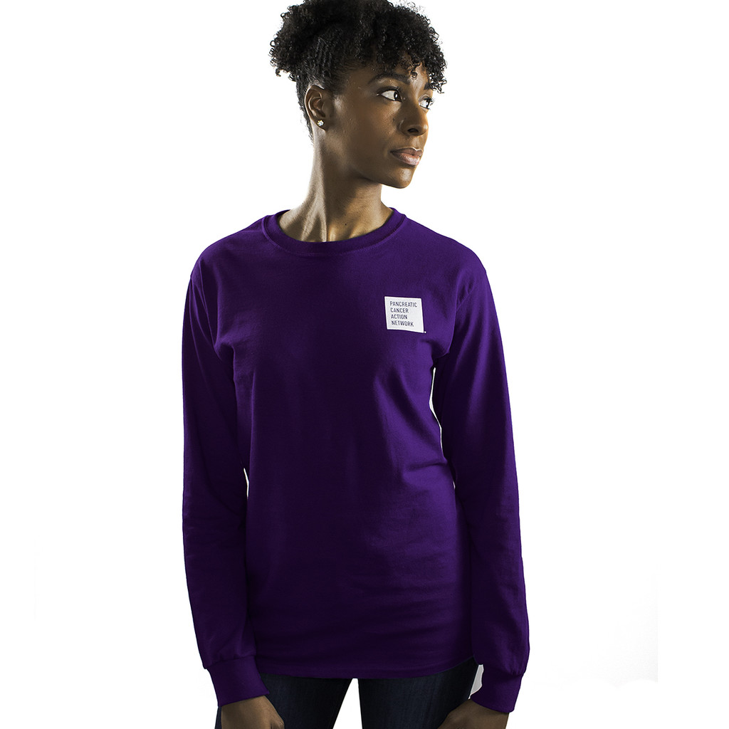 PanCAN Long Sleeve T-Shirt/Unisex/For Her