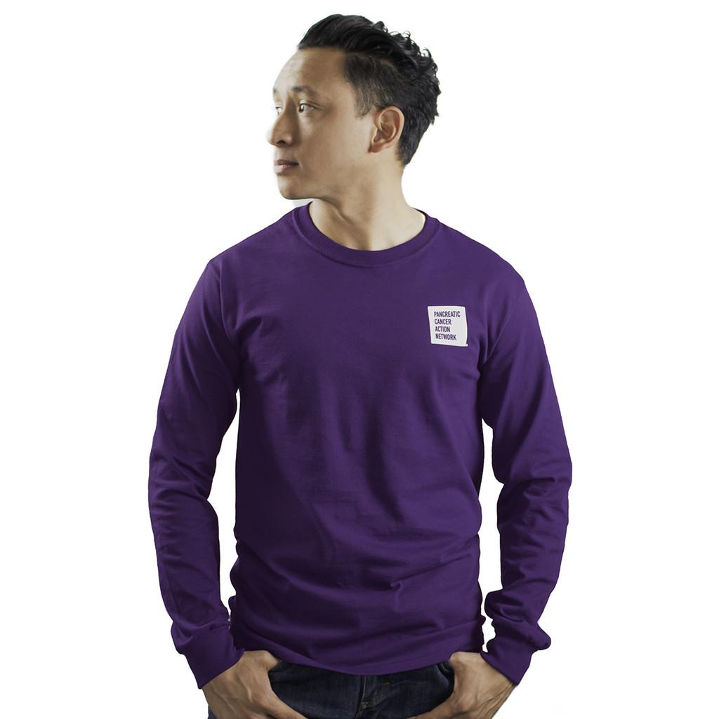 Long Sleeve PanCAN T-Shirt/Unisex/For Him