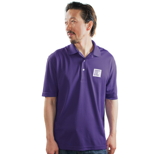PanCAN Polo Shirt/Men's