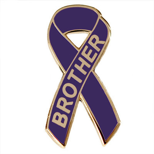 Lapel Pin - Brother