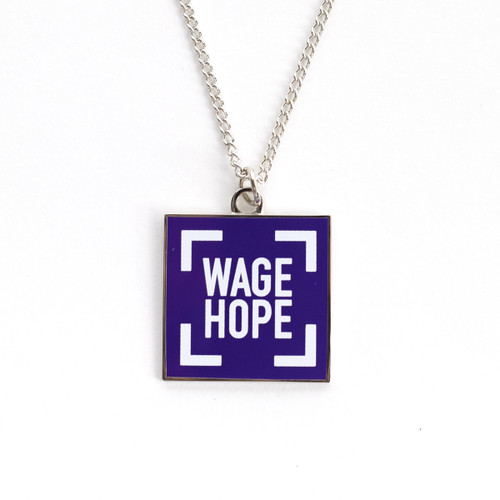 Wage Hope Necklace