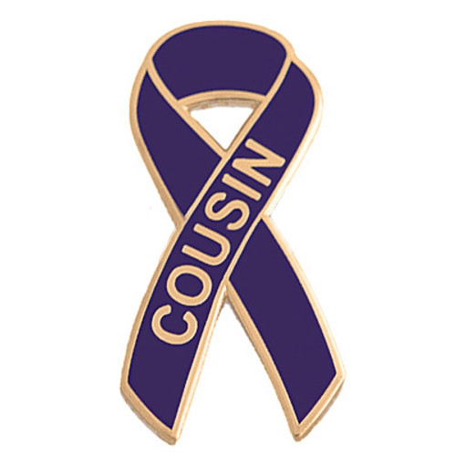 Lapel Pin - Cousin