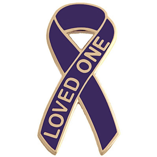 Lapel Pin - Loved One