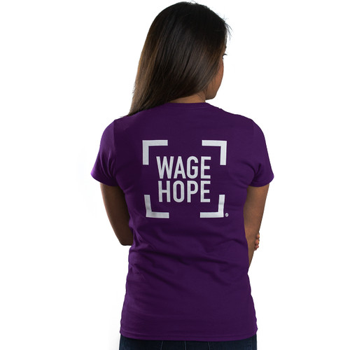 PanCAN T-Shirt/Ladies
