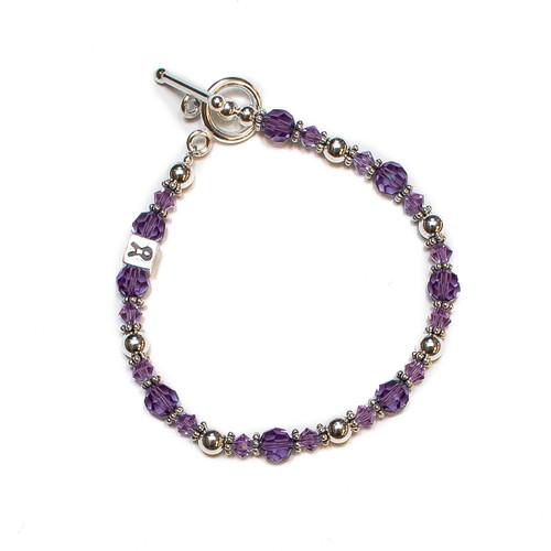 Naomi Sterling Silver Bracelet