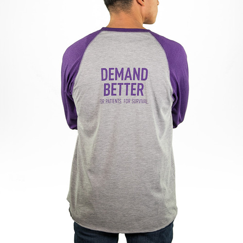 Demand Better Baseball Jersey Unisex For Him