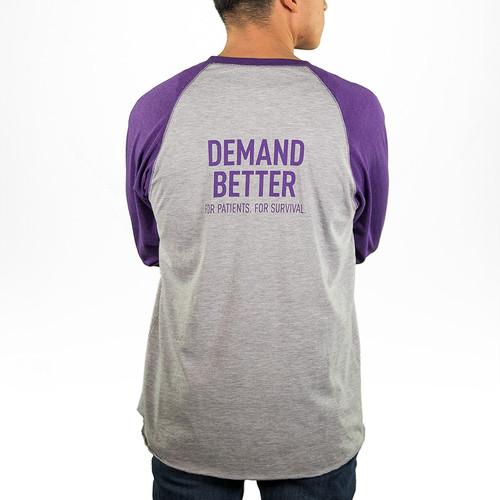 Demand Better Baseball Jersey Unisex For Him