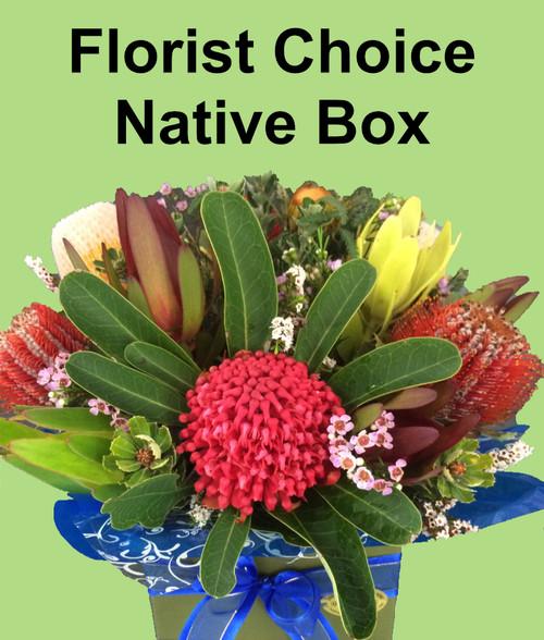 Florist Choice Native Box