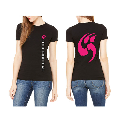 Women's Black Claw T-shirt