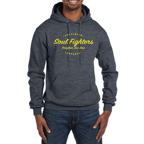Soul Fighters Hoodie Grey