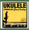 Dunlop    Ukulele Strings    .020   .030   .032   .022 (Light)