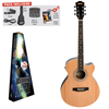 REDDING   Electric/Acoustic Package. Grand Concert Guitar  Natural