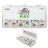 Dunlop Tortex ® Flex ™ Standard Pick Box 216 Piece set