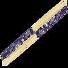 Pack Of 3    Zildjian   Ringo Starr W/Tip Purple Dip Drum sticks