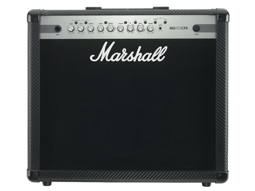 Marshall MG101CFX  MG 100W 1 x 12 Guitar Amp Combo W/  FX