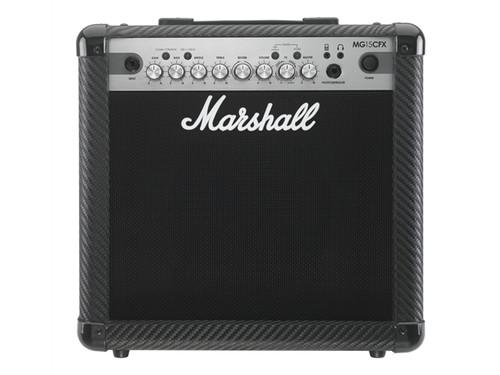 Marshall MG15CFX  MG 15W Guitar Amp Combo W/  FX