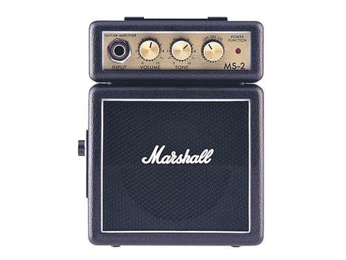 Marshall  MS2  Micro Amp   Black