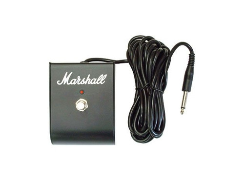 Marshall  PEDL 10001  Single Footswitch w/  Leds