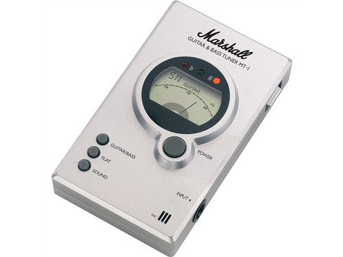 Marshall  MT 1  Guitar &  Bass Tuner