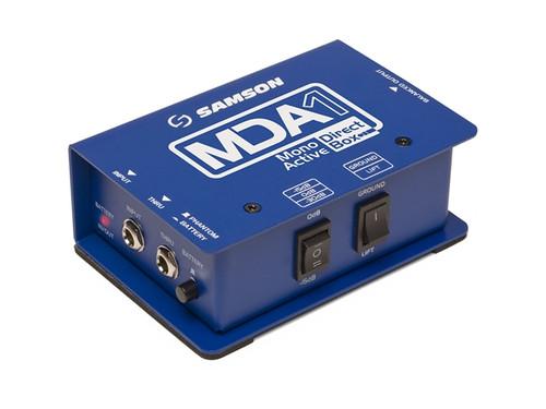 Samson  MD1 Mono Active Direct Box