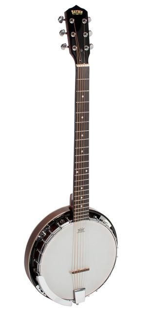 SBJ624 BRYDEN 6 String  banjo
