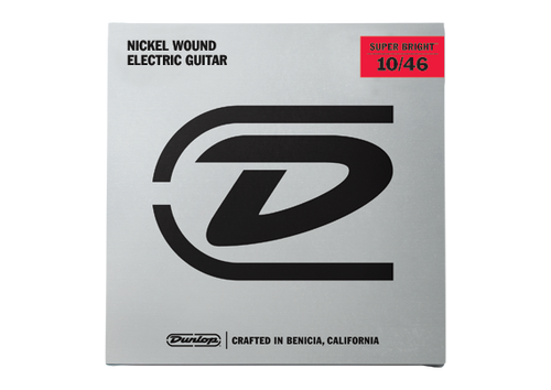 Dunlop    Electric Guitar Strings    9/46  (Super Bright)