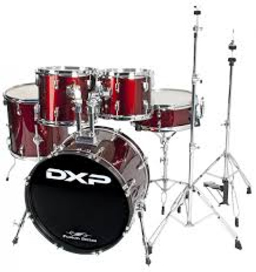 DXP   Fusion series Drum Kit