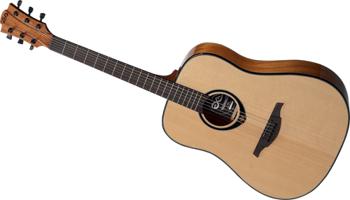 "LAG   Tramontane Stage ""66"" Series TL66D Left Handed Acoustic guitar"