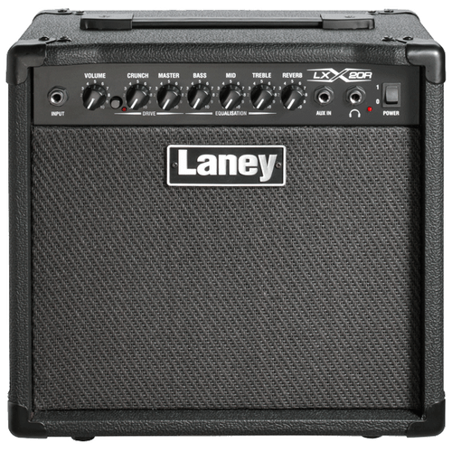 LANEY    LX Series Guitar Amp Combo    LX20R