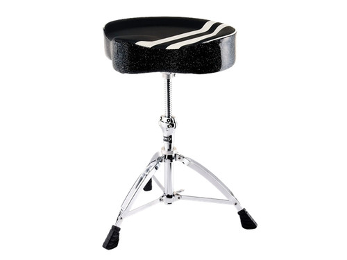 Mapex H-T756B Retro saddle Drum throne w/ spiral thread