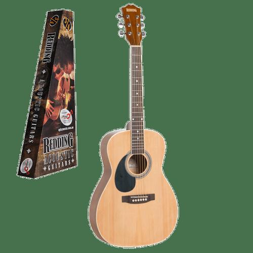 REDDING    ¾ size left hand dreadnought acoustic guitar
