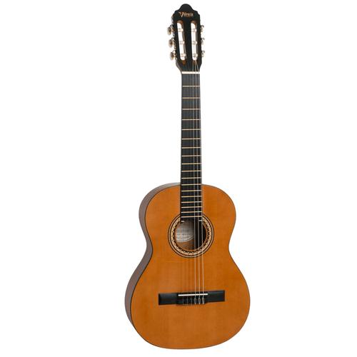 Valencia  ¾ size classical guitar  (Left hand)   Antique natural.
