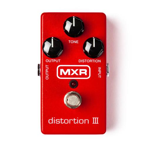MXR Distortion III Pedal Guitar Effect Pedal