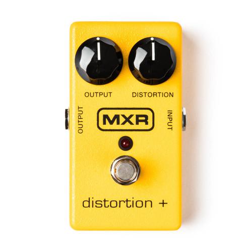 MXR Distortion + Guitar Effect Pedal