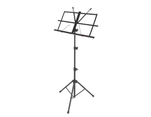 PLATINUM - Black coated music stand