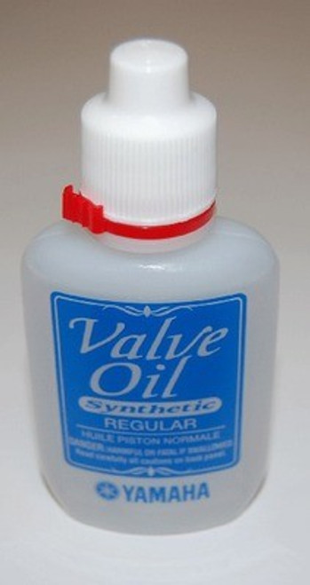 5 PACK YAMAHA VALVE OIL REGULAR