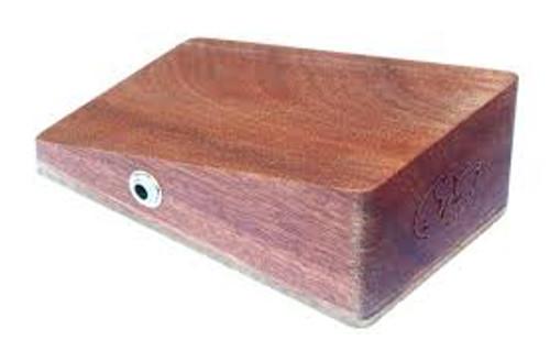 Mahogany Wooden Stompbox   Essex
