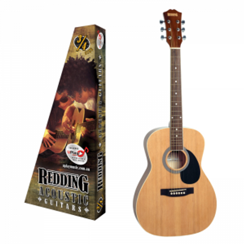 REDDING   3/4 Size Dreadnought Acoustic   Natural