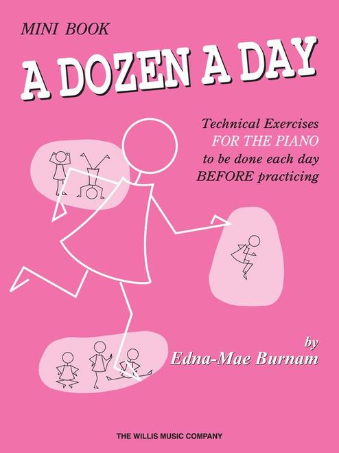 A DOZEN A DAY MINI BOOK MUSIC BOOK