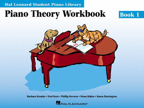 HLSPL PIANO THEORY WORKBOOK BK 1 MUSIC BOOK