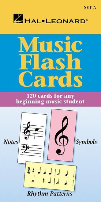 HLSPL FLASH CARDS SET A LVL 1 & 2 MUSIC BOOK