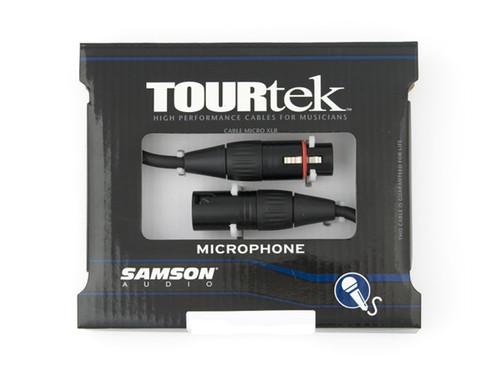TourTek 3' Xlr to Xlr Microphone Cable (0.92m)