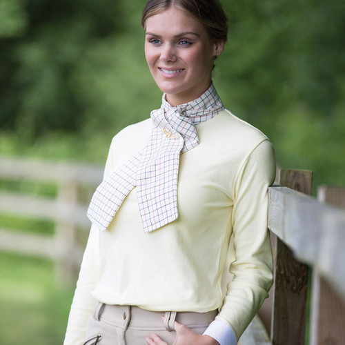 Equetech Ladies' Cotton Foxhunter Shirt